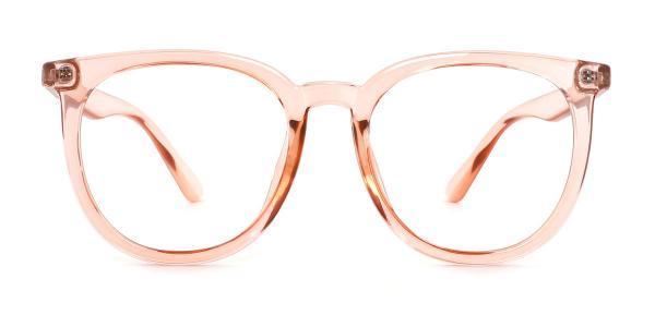 0567 Una Oval grey glasses