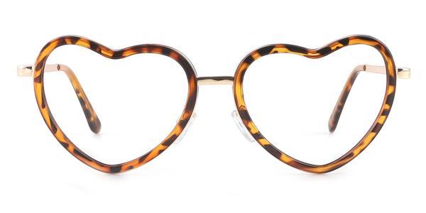 14165 Nina  black glasses