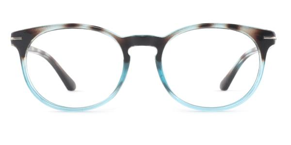 18145 Jeremy Oval blue glasses