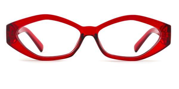 1847 Deane Geometric black glasses
