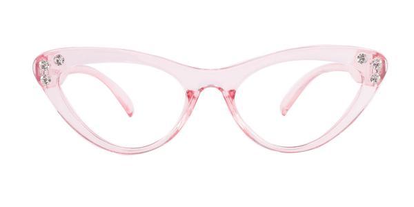18701 Hana Cateye pink glasses
