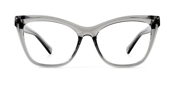20213 Trish Cateye grey glasses