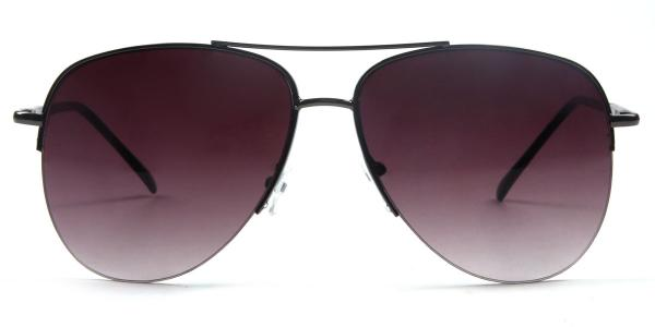 2075 Kane Aviator brown glasses