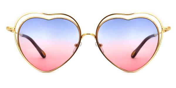 30412 Landon  gold glasses