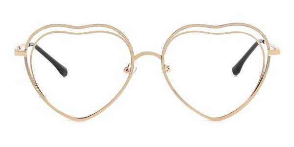 30413 Dabria  gold glasses