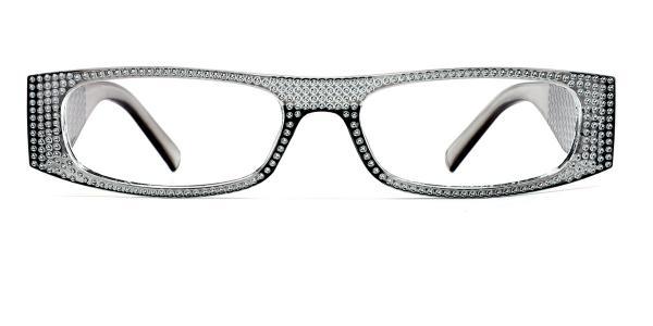 5056 Ianna Oval grey glasses