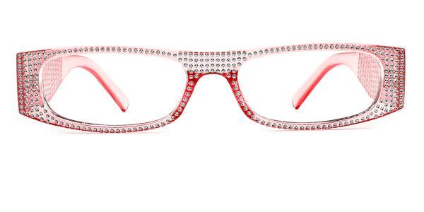 5056 Ianna Oval pink glasses