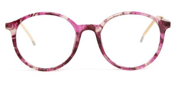 5088 Darcy Round purple glasses