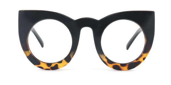 5148 Palma Cateye black glasses