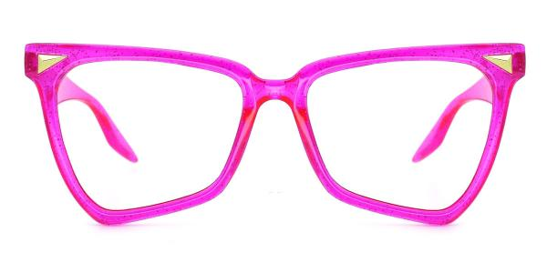 5310 Lena Butterfly purple glasses