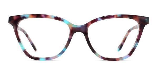 62343 Page Cateye multicolor glasses