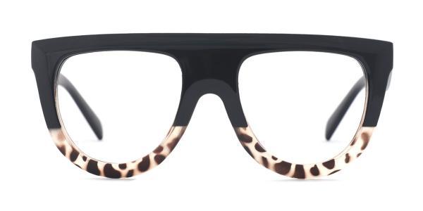 66188 Vanessa Oval purple glasses