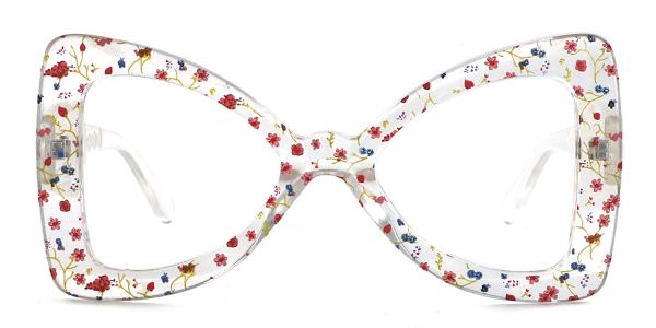 66307 Twinkle Butterfly pink glasses