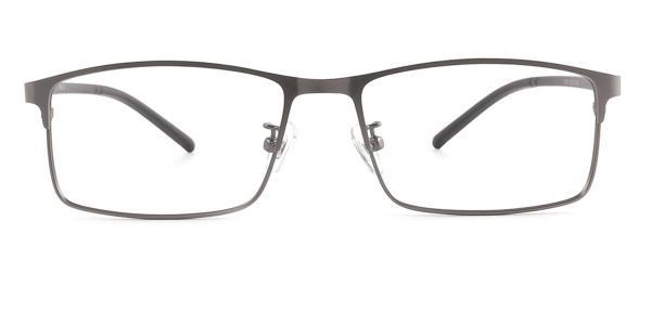7807 Hayden Rectangle grey glasses