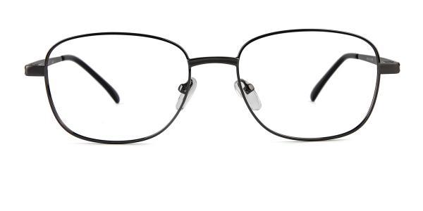 80071 Carter Rectangle gold glasses