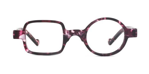 8521 Maye  purple glasses