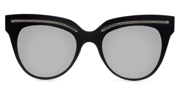 86031 Shirley Cateye grey glasses