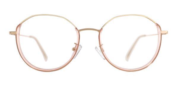 88251 Ianthe Geometric black glasses