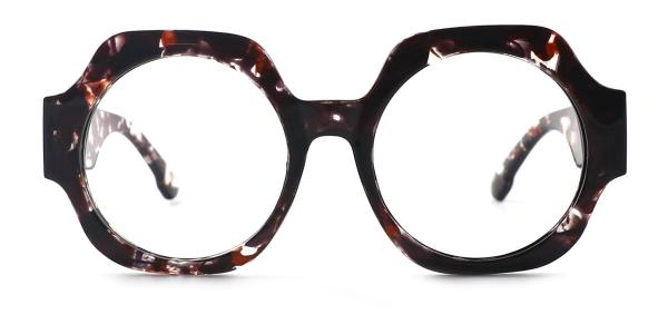 9027 Abina Geometric other glasses