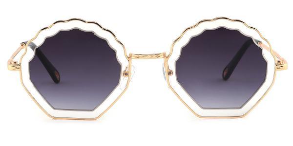 9077 Yadejah  yellow glasses
