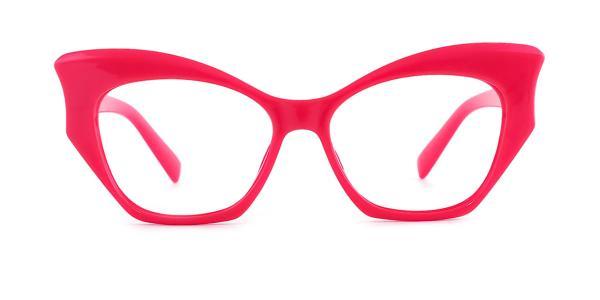 91005 Anika Butterfly purple glasses