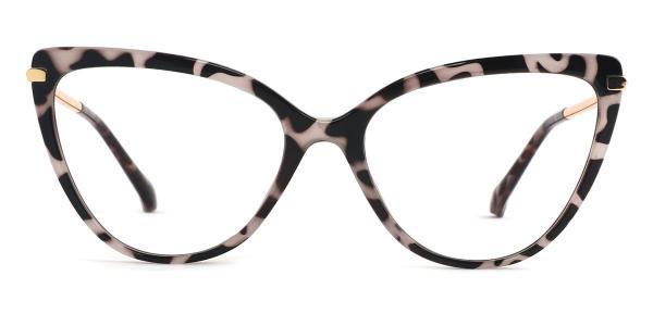 93335 Fay Cateye tortoiseshell glasses