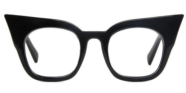 95231 Sabina Cateye black glasses