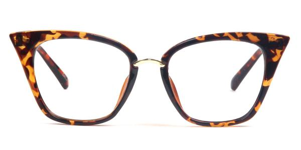 97093 Damaris Cateye tortoiseshell glasses