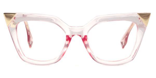 97153 Nakita Cateye pink glasses