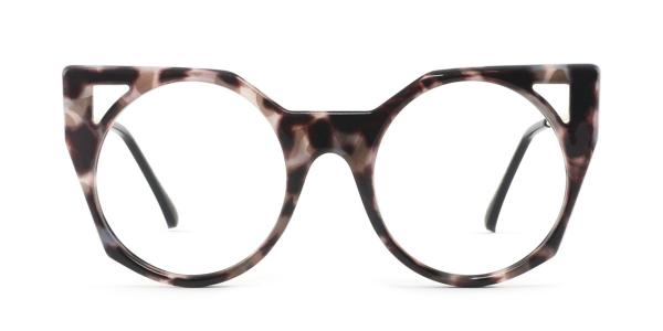 97192 Zaida Cateye tortoiseshell glasses