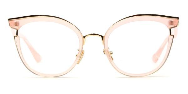 97551 Louise Cateye tortoiseshell glasses