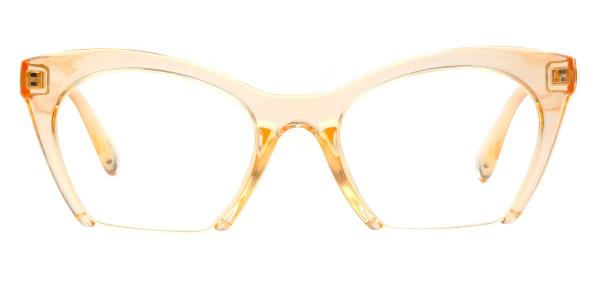 97651 Tabatha Rectangle yellow glasses