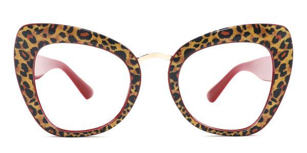 97672 Yanessa Cateye tortoiseshell glasses