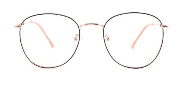 D2960 Kalyn Oval gold glasses