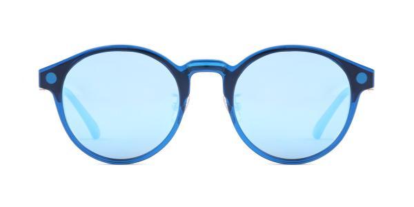 HW939 Samba Round blue glasses