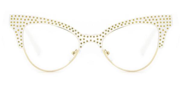 JR66362 Lizzy Cateye pink glasses