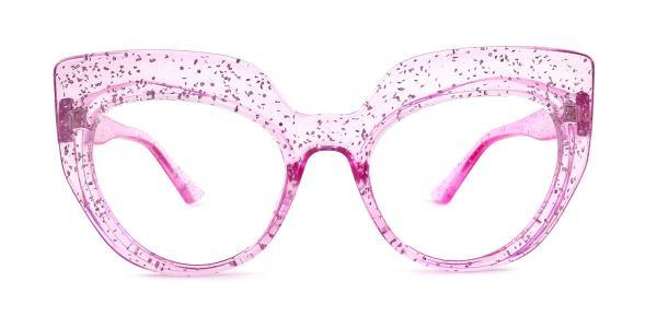 K9620 Sasha Cateye pink glasses