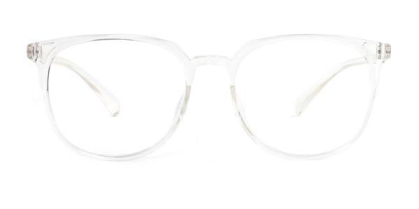 M3011 Ursula Oval clear glasses