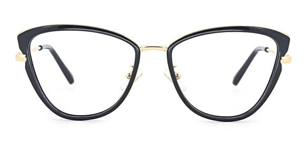 OR036 Palmira Cateye red glasses