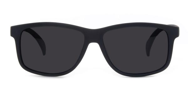 P8 Babbage Rectangle grey glasses