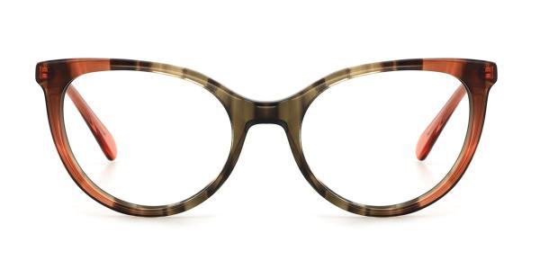 RD164 Frieda Cateye pink glasses