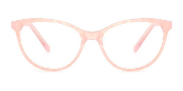 RD306 Olene Cateye pink glasses