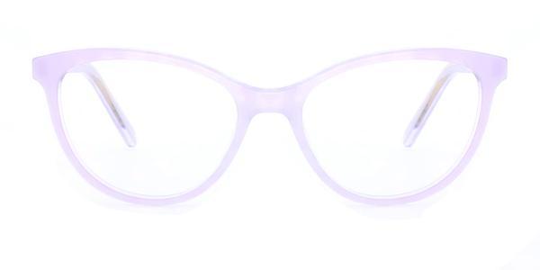RD306 Olene Cateye purple glasses