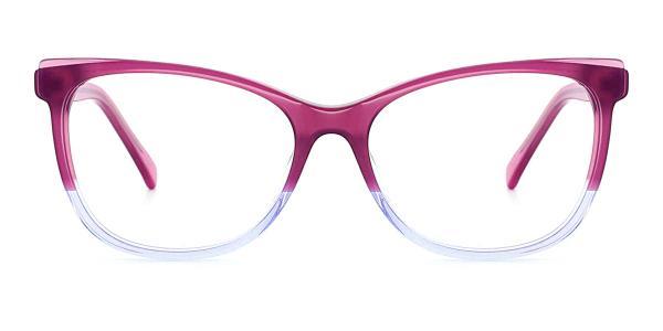 RD3138 Misty Cateye pink glasses