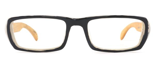 SD3126 Effie Rectangle white glasses
