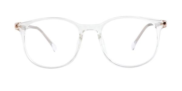 TR8812 Juliet Oval clear glasses