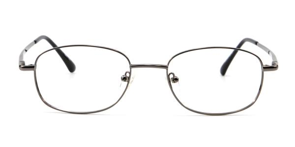 W11 Tankard Oval silver glasses