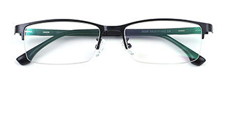 0029 Garry Rectangle other glasses