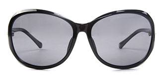 10151 Morgan Oval black glasses