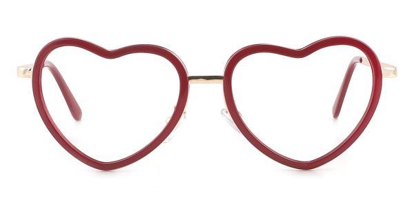 14165 Nina  red glasses